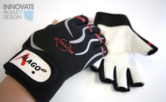 alago heated sports glove