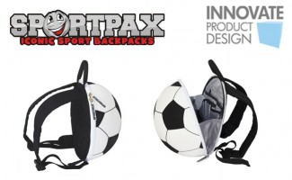 football backpack innovate sports equipment