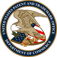 United States patent and trademark office logo