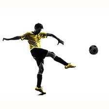 footballer sports inventions