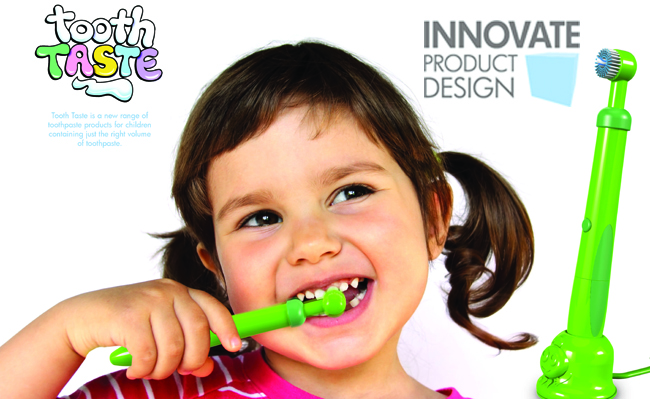 Buddies toothbrush innovate product design for Innovate product design