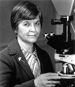 female inventor Dr. Giuliana Tesoro